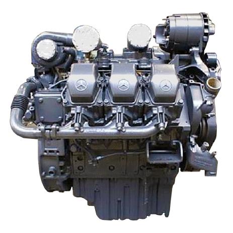 Réfection moteur poids lourds