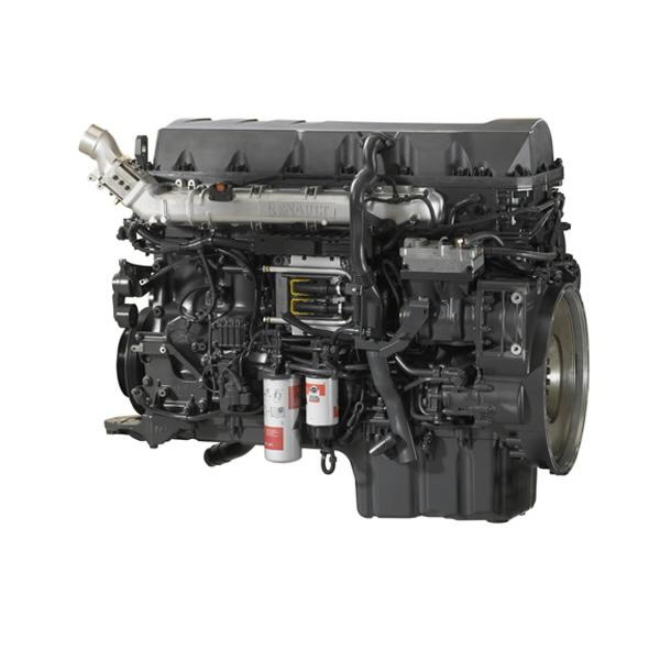 Moteur poids lourds Renault
