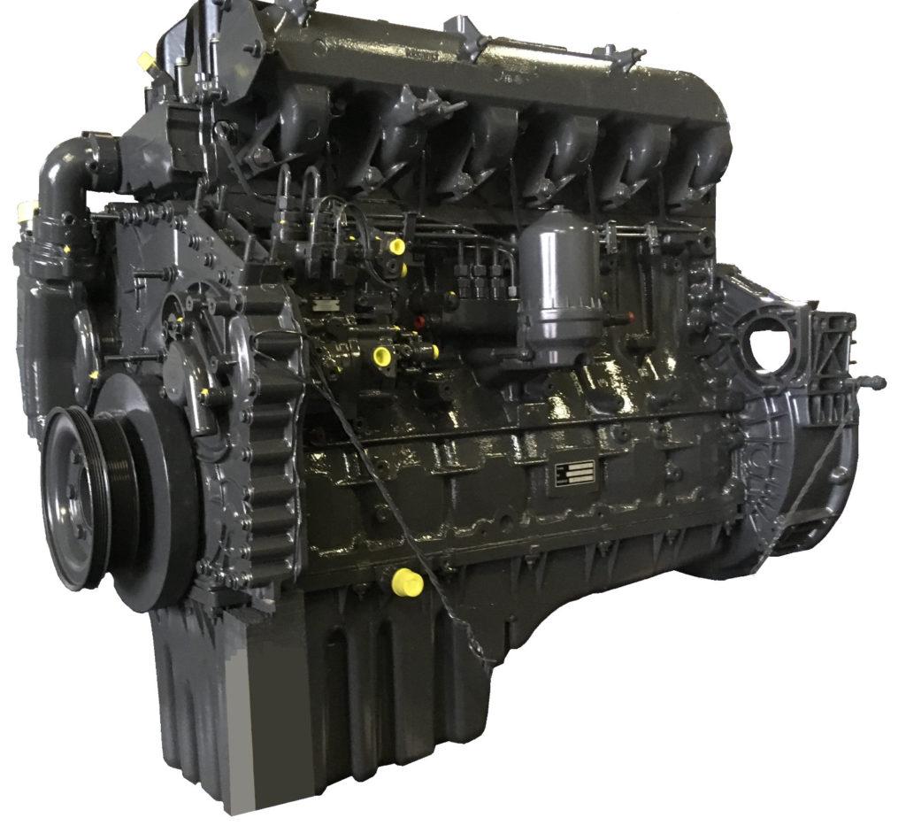 Dci 11, moteur Renault Trucks rénové. Dci 11 d'occasion