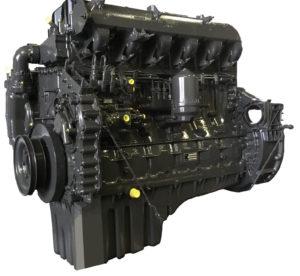 Dci 11, moteur rénové Renault Premium Kerax