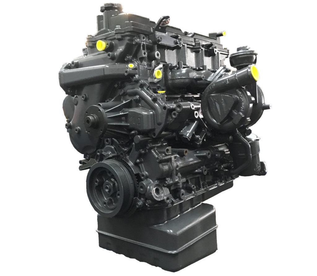 Moteur ZD30 Renault Nissan rénové